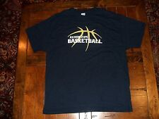 University of Akron Zips Basketball XL T-Shirt 100% Cotton Gionino's Pizza EXC