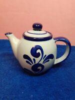 Vintage Handarbeit Pottery 3 cup teapot Germany