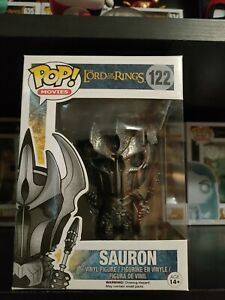 Lord Of The Rings Pop Vinyl Sauron