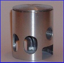 NEW PISTON WITH RINGS SET PISTONS KIT LAVERDA 125 LB 1984-'85 Cil.Crom.Lamellare