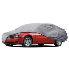3 Layer Full Car Cover for Dodge Challenger Dust Dirt Debris UV Protection