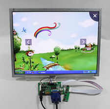 "HDMI VGA 2AV LCD Controller Board 15"" AC150XA01 AC150XA02 1024x768 LCD Screen"
