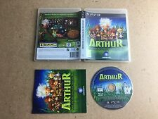 Arthur and the Revenge of Maltazard - Playstation 3 (PS3) TESTED UK PAL