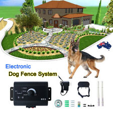Waterproof Underground Electric Dog Fence System Shock Collars For Pet Dog 1v1