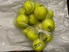 25 Bargain Oversized Printed Yellow Tennis Balls Perfect for Throwing for Dogs C