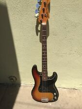Fender American Deluxe Precision Electric Bass Guitar1973 - Ready to be Played!
