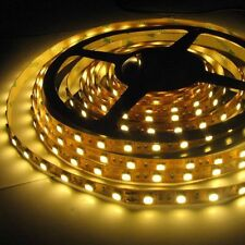 STRISCIA STRIP LED SMD3528 ADESIVO IP20 1MT 120 LED 3000K° LUCE CALDA AL METRO
