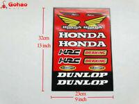 Motorcycle Vinyl Decals Sticker Graphic Autocollant  Adesivi for Honda Racing MT