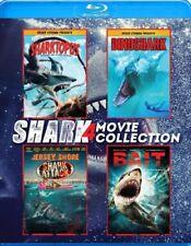 Shark 4-Pack [New Blu-ray] Boxed Set