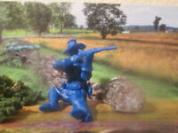 TSSD Paragon & Marx Custers last stand 7th Cavalry-Apache Pass Civil War 54mm-