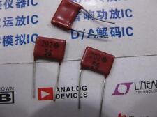 10x 2KΩ Susumu Noninductive Resistor  2000Ω  7.5mm