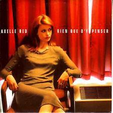 ☆ CD SINGLE Axelle RED Rien que d'y penser PROMO 1-tr ☆