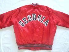* Georgia Bulldogs béisbol chaqueta * Chalk Line * rockabilly * rojo * retro * GR: XXL * Tip Top