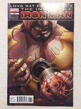 Invincible Iron Man #517 Comic Book Marvel 2012
