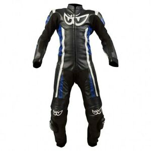 Berik Imola One Piece Motorcycle Motorbike Biker Racing Leather Suit CE Approved