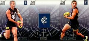 2011 Select AFL infinity Series - Team Set CARLTON (11)