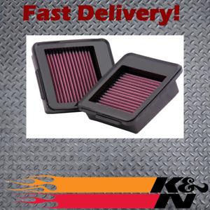 K&N 33-2413 Air Filter suits Nissan GTR R35 VR38DETT