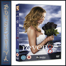 REVENGE - COMPLETE SERIES SEASON 3  **BRAND NEW DVD **