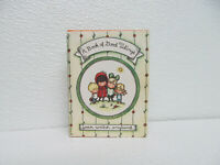 Vtg Joan Walsh Anglund A Book of Good Tidings ST JAME'S PLACE LONDON