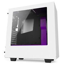 Cajas ATX Mid de plástico para ordenador