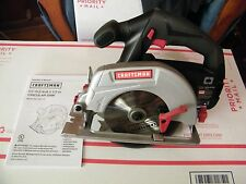 "CRAFTSMAN C3 19.2V CORDLESS 5.5"" CIRCULAR SAW 4700 RPM W/BLADE - NEW!"
