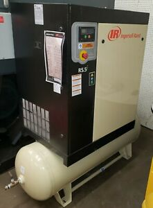 Ingersoll Rand, R5.5i, 7.5 HP Rotary Screw Air Compressor