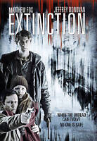 EXTINCTION (DVD, 2015) NEW