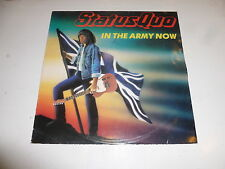 "STATUS QUO - In The Army Now - 1986 UK 3-track 12"" vinyl single"