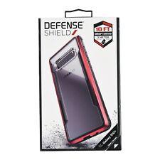 X-Doria Defense Shield Case for Samsung Galaxy S10+ Red - B1