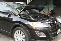 Black Hood Damper Kit fits 10-13 Mazda CX9 CX-9 Classic Luxury Grand Touring