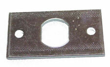 Lock Mounting Plate For Standard Cam Locks Used On Arcade Games & Equipment