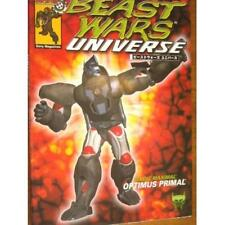 Transformer BEAST WARS UNIVERSE character & Episode art book