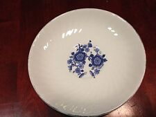 Wedgewood - Royal Blue -  Ironstone Saucer (only)