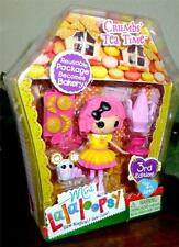 Lalaloopsy Mini CRUMBS TEA TIME Doll Toy Figure 3rd Edition Pet Mouse Bakery NIP