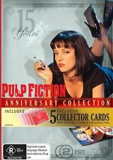 Pulp Fiction - 15 Years (Anniversary Collection) (DVD, 2009)