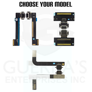 OEM SPEC Charging Port Charger Flex For iPad Mini 2 3 Air Pro 9.7 10.5 11 12.9