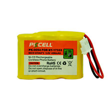 1 Cordless Phone Battery Replacement NICD 2/3AA*3 400mAh 3.6V for VTech BT-17333