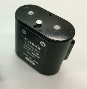Canon Scoopic 16 and 16S 2 OEM RECELLED Batteries