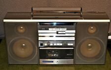 Vintage Pioneer Boom Box Portable Stereo Sk-750 Working Please read. 3/5
