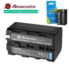 5200mah NP-F750 Battery for Sony NP-F770 NP-F760 NP-F730 CCD-TRV DCR-VX Series