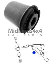 FRONT LOWER WISHBONE TRACK CONTROL ARM FRONT BUSH For LEXUS LS400 UCF20 94-