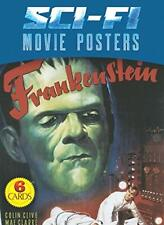 Sci-Fi Movie Posters: 6 Cards (Dover Postcards) by Dover, 0 Book The Fast Free
