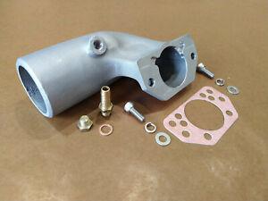 Land Rover Series - HIF44 SU Carburettor Air Intake Elbow - Adaptor