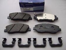 Brake Pads Set fits HYUNDAI i30 FD Rear 1.6 1.6D 07 to 12 ADL 583022YA30 Quality
