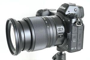 Nikon Z6 24.5MP Digital Camera - Black (Kit with NIKKOR Z 24-70mm F/4 S Zoom Len