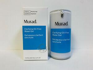 Murad Acne Control Clarifying Oil Free Water Gel Moisturizer - 1.6 oz