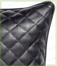 New Genuine Soft Lambskin Pure Leather Pillow Cushion Cover All sizes PS03