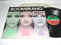 Boomerang - Self-Titled S/T, 1986 Rock LP, Nice NM!, Vinyl, Original Atlantic