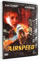 DVD AIRSPEED 1998 Thriller Elisha Cuthbert Joe Mantegna
