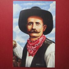 """POSTCARDS,  """"THE FRONTIERSMAN"""" UNUSED U.S. Stamp and Postcard, NEW Condition"""